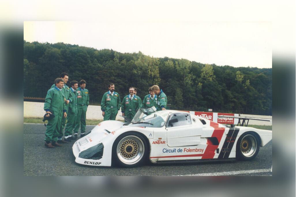 1997 : ADES et les 24h du mans !