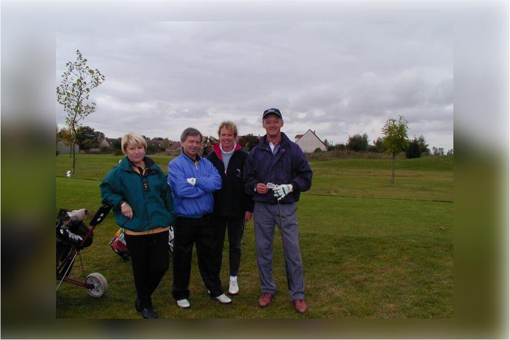 1999 : Nouvelle compétition de Golf ADES