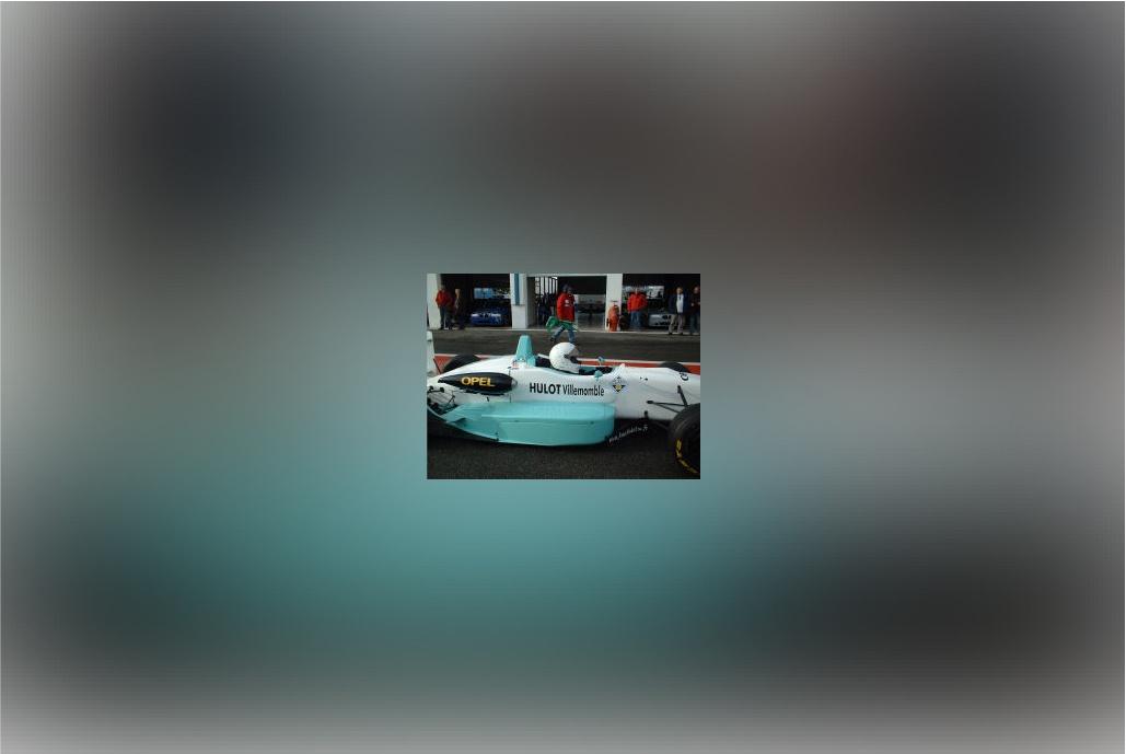 2005 : Champion de France de Formule 3