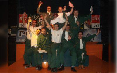 Mars 2010 : Challenge Karting !