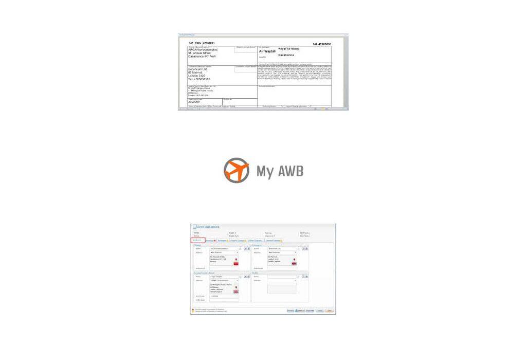 Logiciel Formulaires AWB: My AWB (LTA)