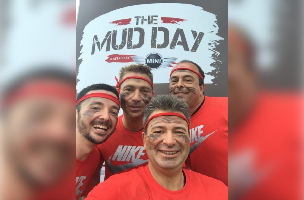 Mai 2015 : The Mud Day
