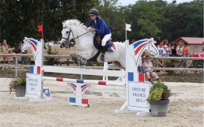 2015 : Championnat de France CSO