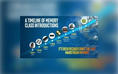 Intel 3D XPoint : 1000 fois plus rapide que le SSD