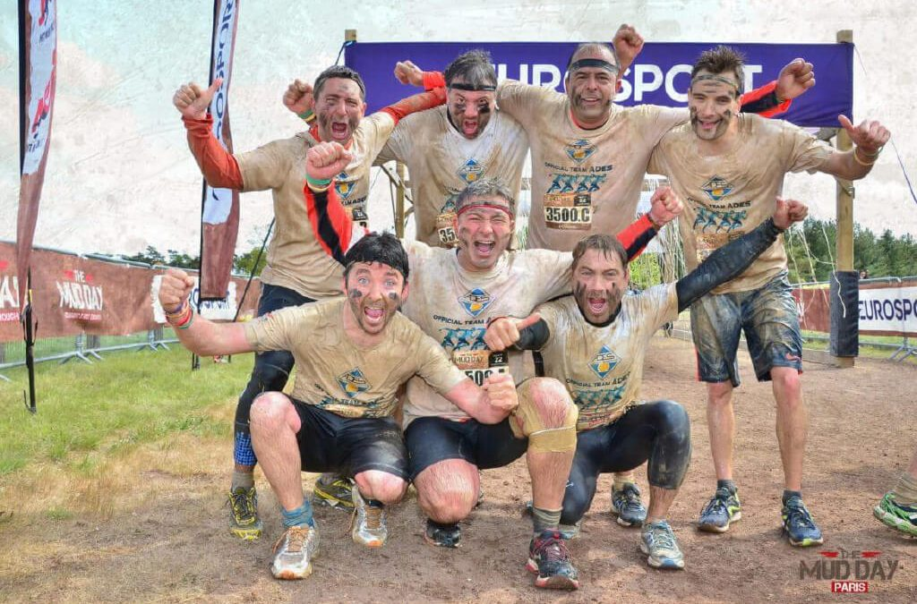 Mai 2017 : The Mud Day