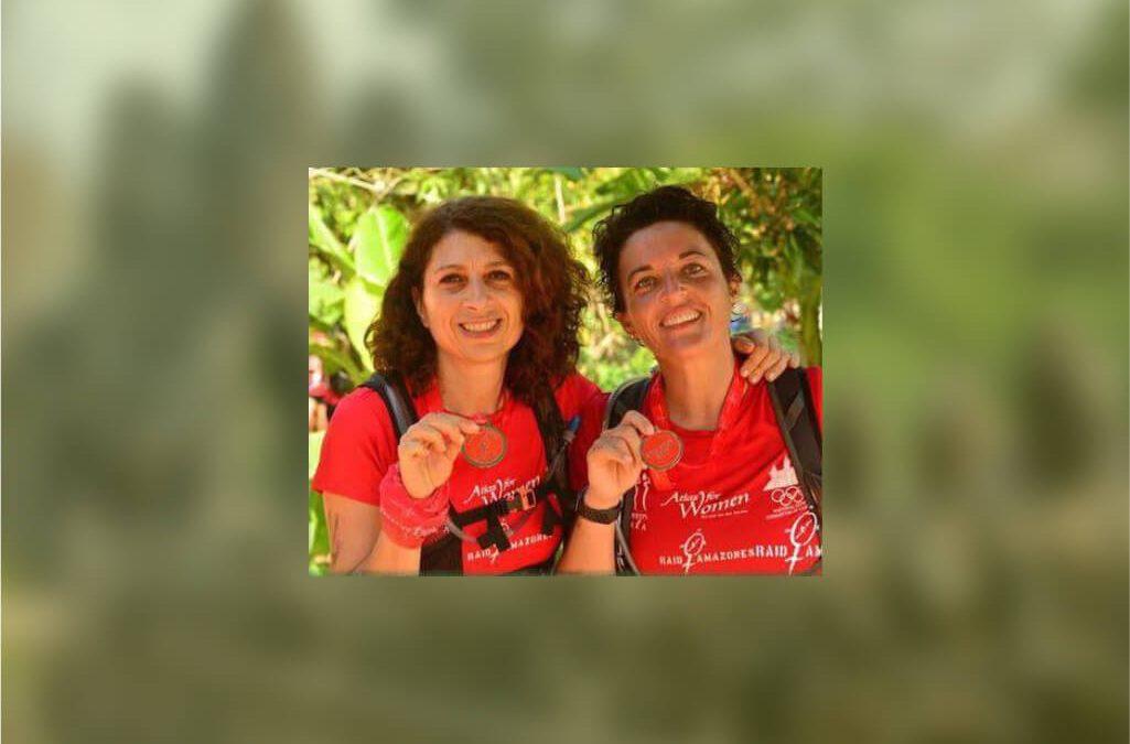RAID DES AMAZONES 2017