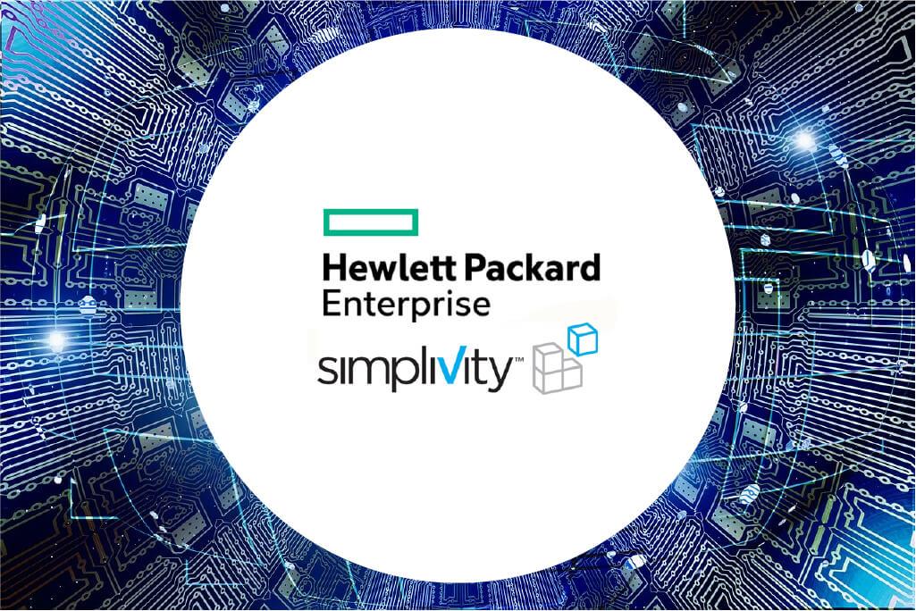 HPe : L'hyper Convergence avec la solution Hpe Simplivity