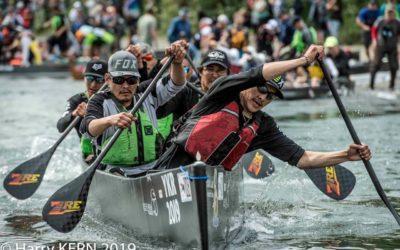 ADES engagé dans la course la plus longue du monde en Kayak !