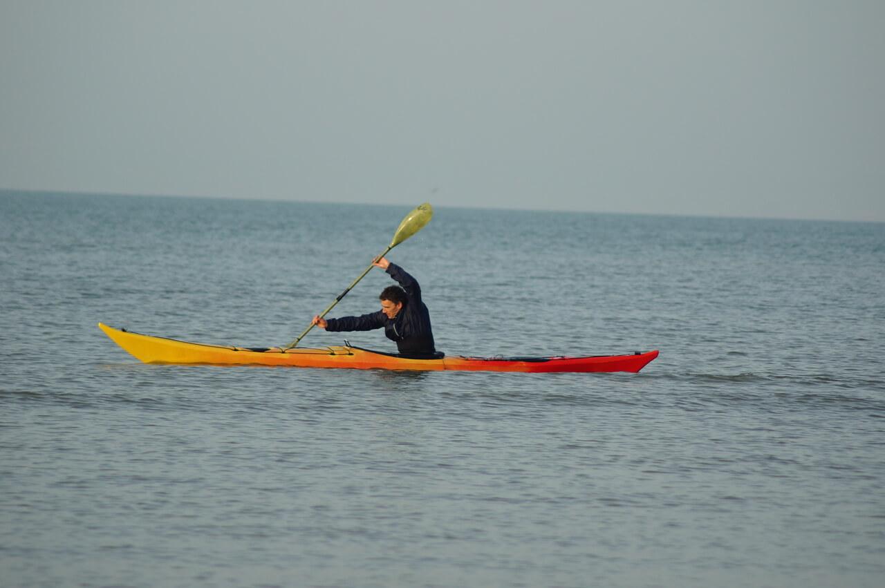 ADES engagée dans la course la plus longue du monde en Kayak